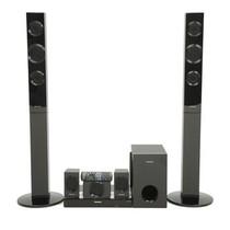 松下 SC-XH75GK-K DVD套装音响系统 黑色产品图片主图