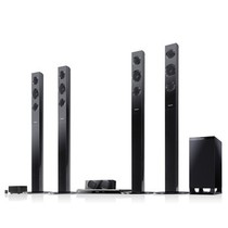 松下 SC-BTT790GKK 智能网络3D蓝光套装音响系统 黑色产品图片主图