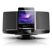飞利浦 DCM2060 iPhone4/4S ipad/CD/USB/FM 迷你组合音响(黑色)