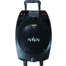 金正 【货到付款】N10(N6272) 峰值200W户外拉杆音箱带电瓶广场产品图片主图