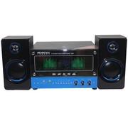 金正 【货到付款】 N59F 2.1 声道 迷你组合音响 (蓝色)