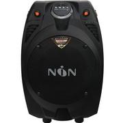 金正 【货到付款】N6 充电电瓶广场舞音箱户外插卡音响卡拉OK功能 黑色