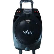 金正 【货到付款】N8(6271)户外拉杆电瓶广场舞音箱插卡音响拉OK功能