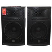 金正 T15 500W15寸喇叭卡拉OK会议音箱对箱双无线咪(不支持货到付产品图片主图