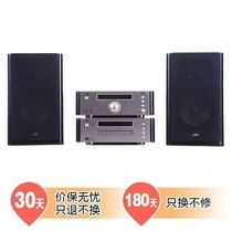 JVC EX-A3000 原音探究 WOOD CONE 木质振盆音乐系统(主机香槟金色,音箱棕色)产品图片主图
