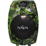 金正 【货到付款】N6 电瓶广场舞音箱 插卡音响 便携户外卡拉OK功能 迷