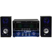 金正 【货到付款】 N52 2.1声道 迷你组合音响 (蓝色)