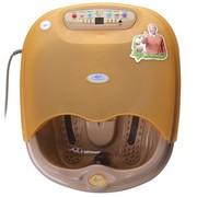 其他 金泰昌TC-3023加热洗脚按摩足浴盆 无线遥控恒温冲浪气波功能