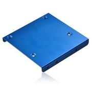 金胜 2.5英寸转3.5英寸固态硬盘架 超薄 蓝色(KS-A325MBU1S)