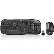 惠普 VK429PA#AB2 黑鲸2.4G无线键盘/鼠标套装(二代)