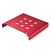 金胜 2.5英寸转3.5英寸固态硬盘架 红色(KS-A325RD1S)