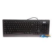 惠普 KE317PA#AB2 黑豹标准键盘(带1个USB扩展接口)