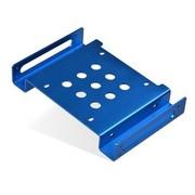 金胜 2.5英寸转5.25英寸光驱位硬盘支架 蓝色(KS-A525BU1S)