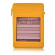金胜 2.5英寸硬盘保护盒(时尚橙)(KS-AHD25OR)