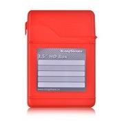 金胜 3.5英寸硬盘保护盒(时尚红)(KS-AHD35RD)