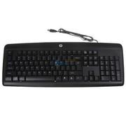惠普 RQ214#AB2 睿豹USB键盘
