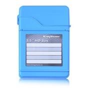 金胜 3.5英寸硬盘保护盒(时尚蓝)(KS-AHD35BL)