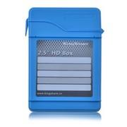 金胜 2.5英寸硬盘保护盒(时尚蓝)(KS-AHD25BL)