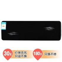 海尔 KFR-35GW/01QAF22 除甲醛无氟变频系列 1.5匹 壁挂式冷暖空调 (珐琅黑色)产品图片主图