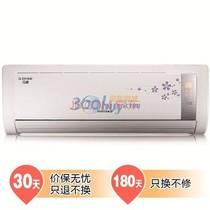 格力 KFR-35GW/(35570)FNBa-3 1.5匹 壁挂式Q迪变频系列家用冷暖空调产品图片主图