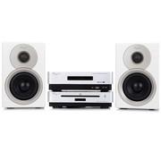凯音 MM-3 (标准版配CD机)电子管HIFI桌面音响 支持 CD/USB播放/蓝牙/FM(白色)