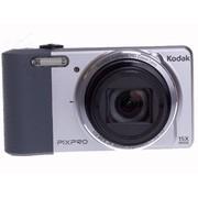 柯达 FZ151 数码相机 银色(1615万像素 3英寸液晶屏 15光学变焦 24mm广角)