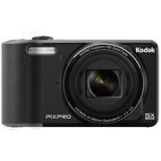 柯达 FZ151 数码相机 黑色(1615万像素 3英寸液晶屏 15光学变焦 24mm广角)