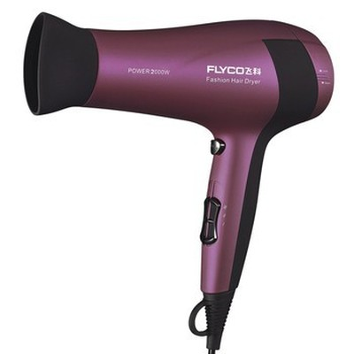 飞科 FH6618大功率电吹风机(魅紫)2000W负离子产品图片2