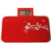 朗康 (便携式人体健康 LK-9103 体重秤时尚健康之选携带方便 颜色随机