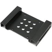 ORICO AC52535-1S  2.5寸或3.5寸转5.25寸光驱位 全铝硬盘位转接架 黑色