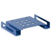 ORICO ac52535-1s 2.5寸转5.25寸光驱位 全铝双硬盘位转接架 蓝