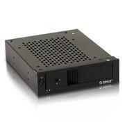 ORICO 1105ss 光驱位3.5寸SATA硬盘抽取盒 黑