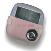 奥又美 多功能计步器 AP-J9665 粉红色