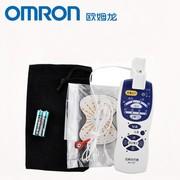 欧姆龙 低频治疗器HV-F127保健按摩器治疗仪