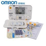 欧姆龙 低频治疗器HV-F1200家用颈椎肌肉酸痛按摩电疗