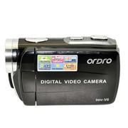 欧达 DDV-V6 家用数码摄像机 黑色(500万像素CMS传感器 16倍数码变焦 3.0英寸液晶屏)