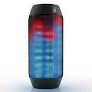 JBL PULSE–炫彩360度LED灯 NFC 便携蓝牙音箱 音乐脉动 黑色