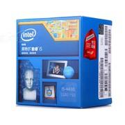 英特尔 酷睿四核i5-4430 Haswell全新架构盒装CPU(LGA1150/3.0GHz/6M三级缓存/84W/22纳米)