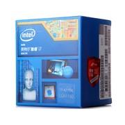 英特尔 酷睿四核i7-4770k Haswell全新架构盒装CPU(LGA1150/3.5GHz/8M三级缓存/84W/22纳米)