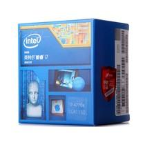 英特尔 酷睿四核i7-4770k Haswell全新架构盒装CPU(LGA1150/3.5GHz/8M三级缓存/84W/22纳米)产品图片主图