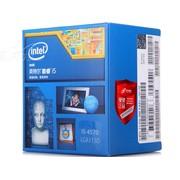 英特尔 酷睿四核i5-4570 Haswell全新架构盒装CPU(LGA1150/3.2GHz/6M三级缓存/84W/22纳米)
