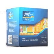 英特尔 至强四核E3-1230V2 盒装CPU(LGA1155/3.30GHz/8M三级缓存/69W/22纳米)
