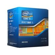 英特尔 酷睿四核i5 3570K盒装CPU(LGA1155/3.4GHz/6M三级缓存/77W/22纳米)
