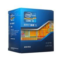 英特尔 酷睿四核i5 3570K盒装CPU(LGA1155/3.4GHz/6M三级缓存/77W/22纳米)产品图片主图