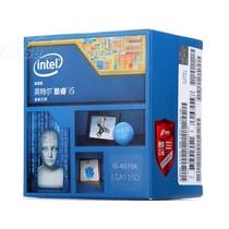 英特尔 酷睿四核i5-4670K Haswell全新架构盒装CPU(LGA1150/3.4GHz/6M三级缓存/84W/22纳米)产品图片主图
