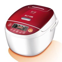 苏泊尔 CFXB40HC3-120 球釜IH电磁电饭煲(红色)产品图片主图