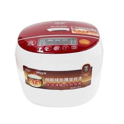 苏泊尔 CFXB40HC3-120 球釜IH电磁电饭煲(红色)产品图片2