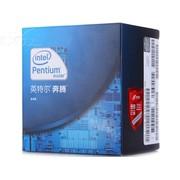 英特尔 奔腾双核G2120 盒装CPU(LGA1155/3.1GHz/双核/3M三级缓存/55W/22纳米)