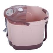 朗康 LK-8130深桶滚轮按摩足浴盆 洗脚盆 足浴器 按摩 加热足浴桶