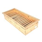益芳 取暖电器实木取暖器电火箱暖脚器电暖器电火桶 烤火箱 普通款 尺寸齐全 1300*580*300